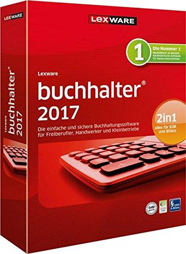 Lexware buchhalter 2017 basis-Version Minibox (Jahreslizenz) / Einfache Buchhaltungs-Software für Freiberufler, Handwerker, Kleinunternehmen & Vereine / Kompatibel mit Windows 7 oder aktueller