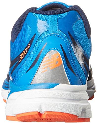 New Balance M3190v2 Laufschuhe (D Width) - SS15 azul y naranja