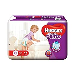 HUGGIES PANTS EXTRA LARGE SIZE 42