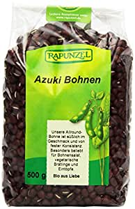Rapunzel Azukibohnen, 2er Pack (2 x 500 g) - Bio