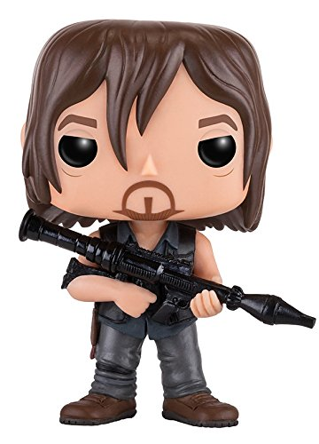 Funko - 391 - Pop - The Walking Dead - Daryl with Rocket Launcher
