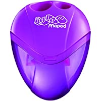 Maped_37793  un Taille-crayons i-gloo 2 trous couleur aleatoire