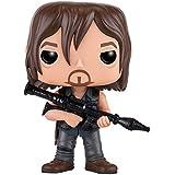 The Walking Dead Daryl Dixon With Rocket Launcher Vinyl Figure 391 Figurine de collection