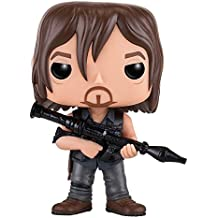 The Walking Dead Daryl Dixon With Rocket Launcher Vinyl Figure 391 Figurine de collection