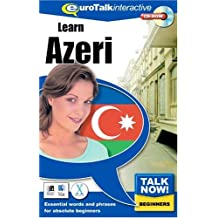 Eurotalk Talk Now! Learn Azeri (PC/Mac)