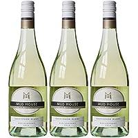 Mudhouse Sauvignon Blanc Wine, 75 cl (Case of 3)