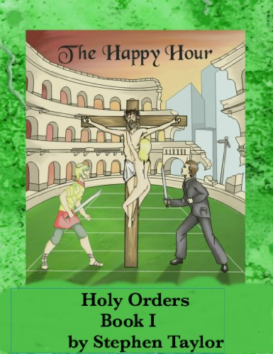 Holy Orders (The Happy Hour Book 1) (English Edition)