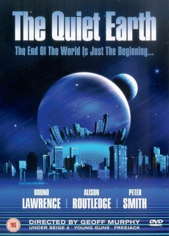 The Quiet Earth  DVD