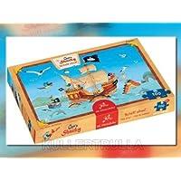 Käptn Sharky, Puzzle, 20450/1