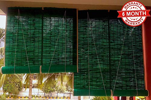 check MRP of bamboo curtains for windows Generic