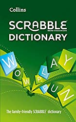 Collins Scrabble Dictionary: The family-friendly Scrabble dictionary