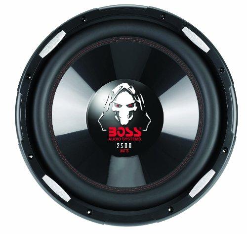 Preisvergleich Produktbild BOSS AUDIO P156DVC Phantom 15 Zoll Subwoofer Dual Voice Coil 2500 Watt