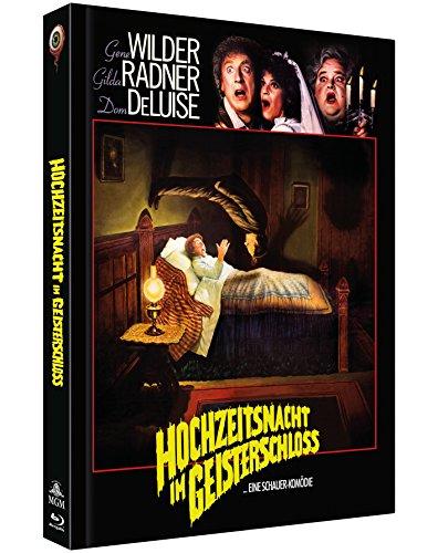 Hochzeitsnacht im Geisterschloss - 2-Disc Limited Collector's Edition Nr. 17 (Blu-ray & DVD) - Limitiertes Mediabook auf 222 St