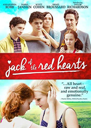 Jack of the Red Hearts - Red Jack