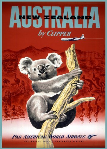 vintage-travel-australia-and-new-zealand-by-clipper-with-pan-am-250gsm-gloss-art-card-a3-reproductio