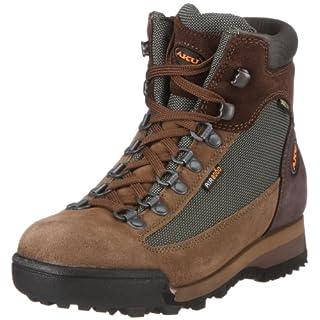 AKU Hi-Top Trainers, Men's Boots Hi-Top Trainers, Brown (Dark brown), 8 UK (42 EU)