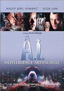 A.I. (Intelligence Artificielle) [Édition Single]