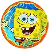 Bob esponja fiesta Teller platos grandes 23 cm