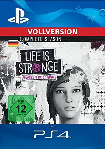 Life is Strange: Before the Storm Complete Season Edition [PS4 Download Code - deutsches Konto]