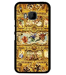 Printvisa A Kings Kingdom Pic Back Case Cover for HTC One M9::HTC M9::HTC One Hima