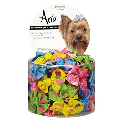 aria-dt5641-50-50-piece-dixie-hair-bow-canister-set-by-aria