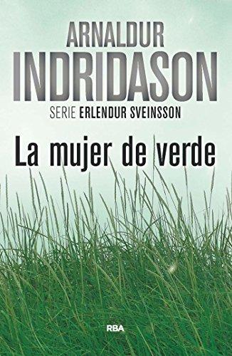 La mujer de verde (Erlendur Sveinsson nº 4)