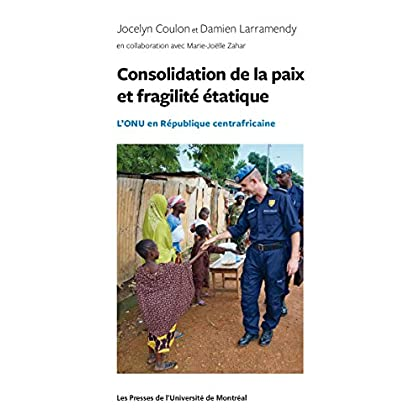 Consolidation de la paix: L'ONU en République centrafricaine