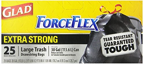 glad-forceflex-extra-strong-outdoor-drawstring-large-trash-bags-30-gallon-25-count-by-glad