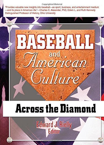 Baseball and American Culture: Across the Diamond (Cntemporary Sports Issues) 1st edition by Hoffmann, Frank, Rielly, Edward J, Manning, Martin J (2003) Paperback