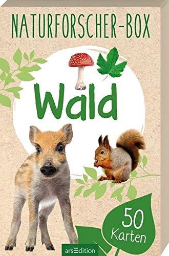 Naturforscher-Box - Wald: mit 50 Karten