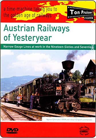 Austrian Railways of Yesteryear - (Narrow Gauge Lines 1960s,