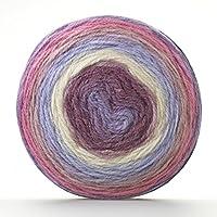 Sirdar Colourwheel Cake Knitting Yarn DK 200 Perfectly Pretty - per 150 gram ball