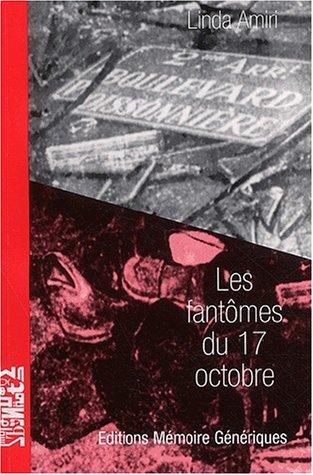 Les fantômes du 17 octobre