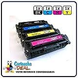 Die besten Reg Ink-Drucker - HP 304A Laser-Toner, generisch, kompatibel mit Drucker HP Bewertungen