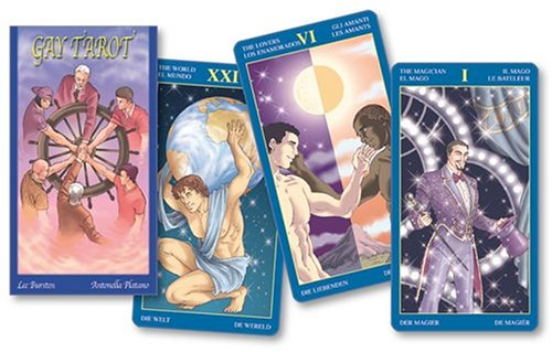 Gay Tarot/Tarot Gay: 78 Tarot Cards with Instructions/78 Cartas De Tarot Con Instrucciones