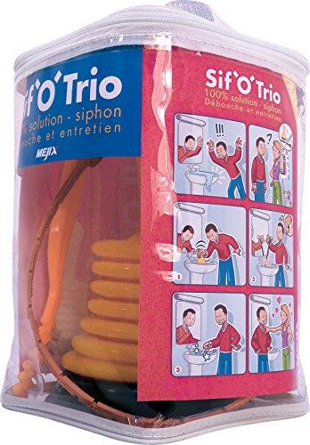 Mejix 183105siph' O 'Trio Set 3Werkzeuge für pflegen von Sifons - Pflege-trio
