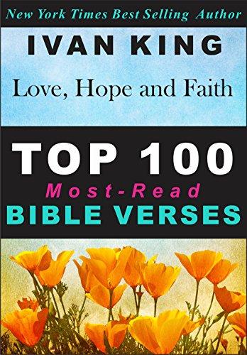 [PDF] Téléchargement gratuit Livres Bible Verses: Top 100  Most-Read Bible Verses  [Bible Verses]