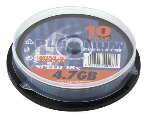 Platinum DVD-R...