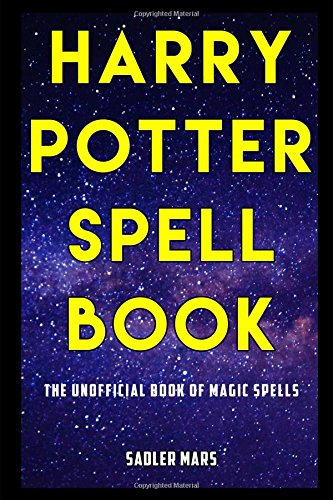 Pdf Epub Harry Potter Spell Book The Unofficial Book Of
