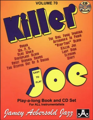 Killer Joe par Jamey Aebersold Jazz Series