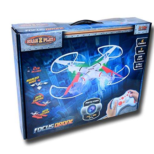 Silverlit TR80511 - Unburdened Drone