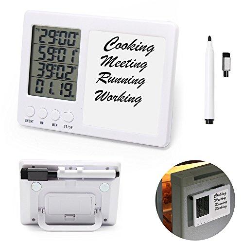 ibeek-timer-da-cucina-digitali-4-gruppi-allarme-forte-e-ampio-display-lcd-count-down-sveglia-con-mag