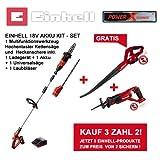 PXC-Kit - GE-HC 18 Li T Kit/TE-AP 18 Li-Solo/GE-CL 18 Li E-Solo