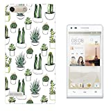 003480 - Cactuses And Plants Illustration Design Huawei