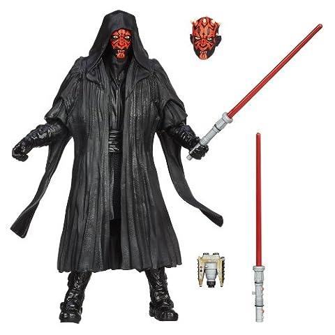 Star Wars – The Black Series – Darth Maul – Figurine 15 cm (Import Royaume-Uni)