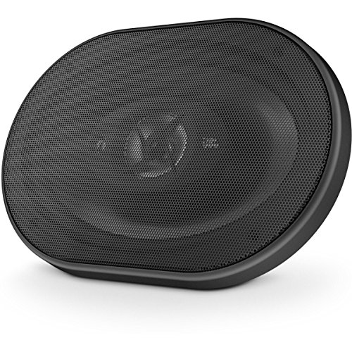 JBL Stage 9603 6x9 (152mm x 229mm) 3-Wege Stereo Auto-Lautsprecher (1 Paar) - Schwarz 6 X 9 Auto-audio