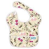 by Bumkins Bumkins Waterproof SuperBib, Flutter Color: Flutter (Baby/Babe/Infant - Little ones) Bild