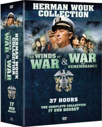 The Winds of War & War and Remembrance - 17-DVD Box Set ( ) [ Schwedische Import ]