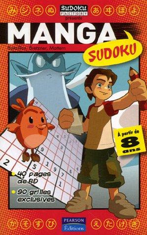 Sudoku Manga par Stéphane Bataillon, Jérôme Bretzner