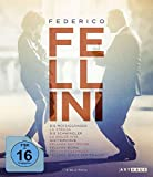 Federico Fellini Edition [Blu-ray]